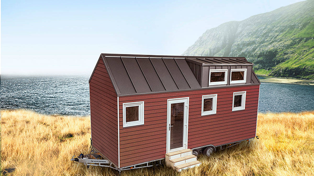 Tchibo hat diese coolen Tiny Houses im Angebot | W&V