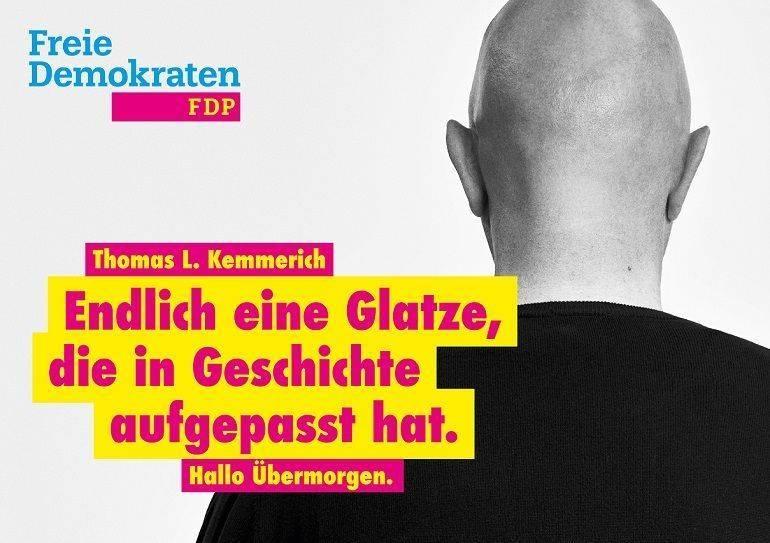 Heimat startet bissige FDP-Kampagne zur Thüringen