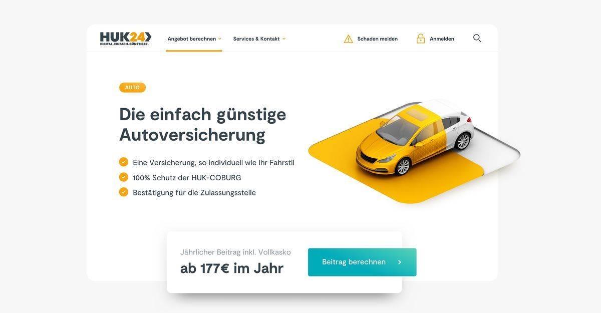 Relaunch Von Huk24 Der Harte Weg Zu Agilitat Und User Centricity
