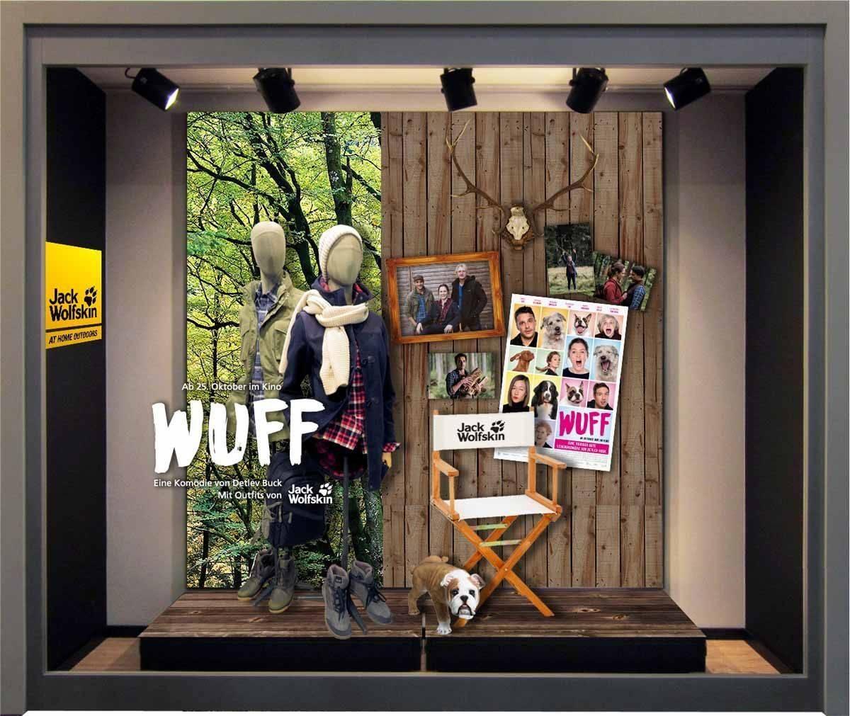Jack Wolfskin stattet Detlev Buck Kinokomödie aus   W&V