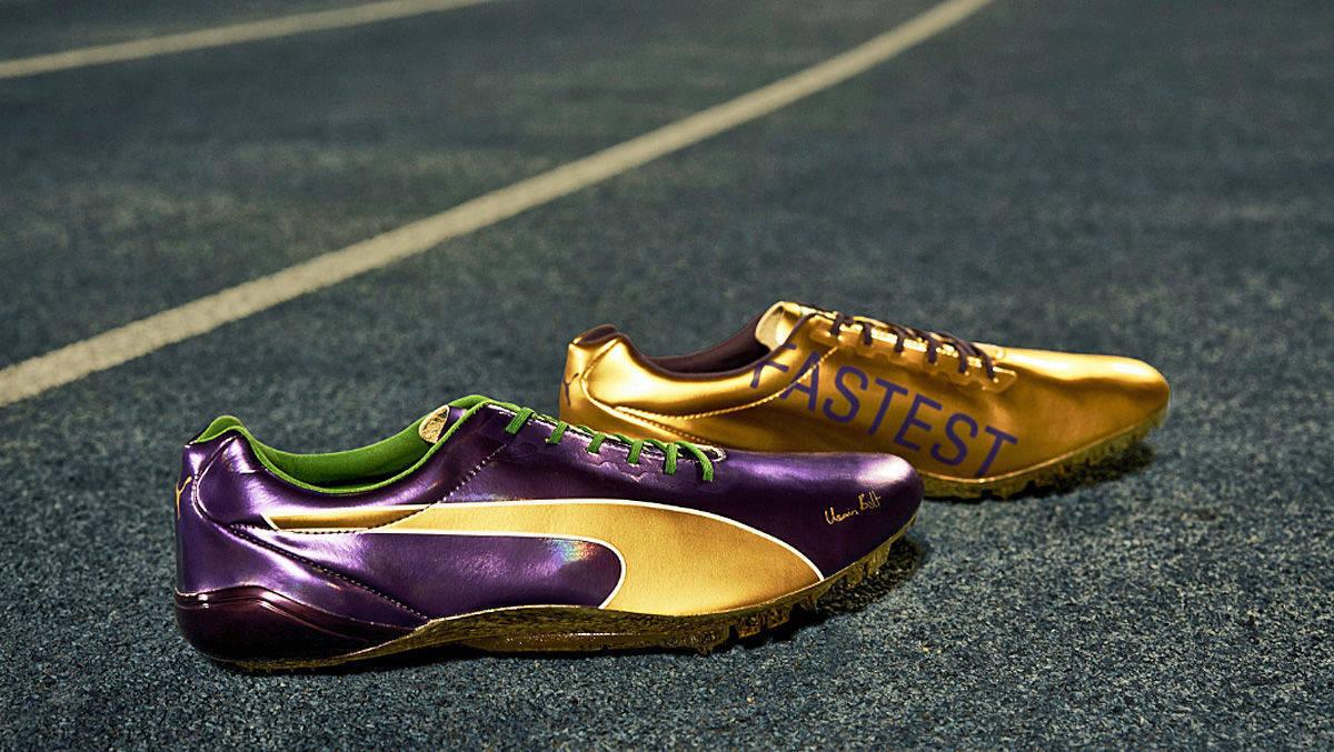 So verabschiedet Puma seine Werbelegende Usain Bolt | W&V