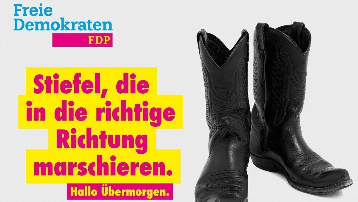 Heimat Thüringen Fdp Bissige Kampagne Startet Zur UMVSzp