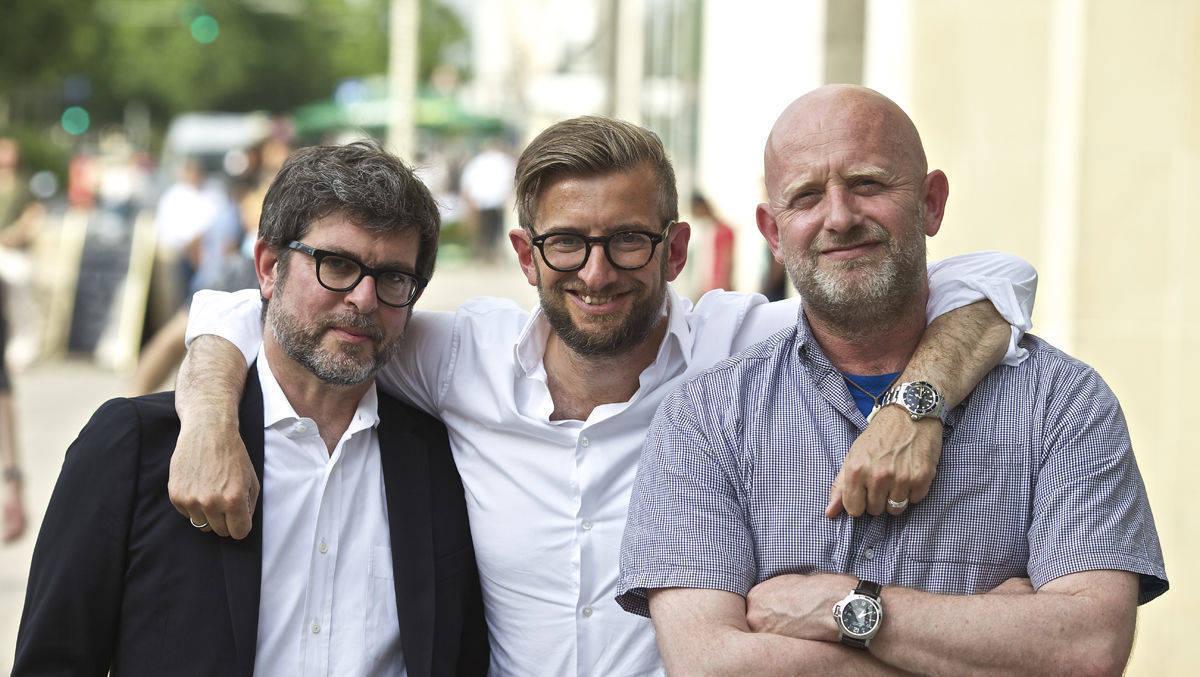 Die drei Heimat-Gründer ziehen sich zurück   W&V