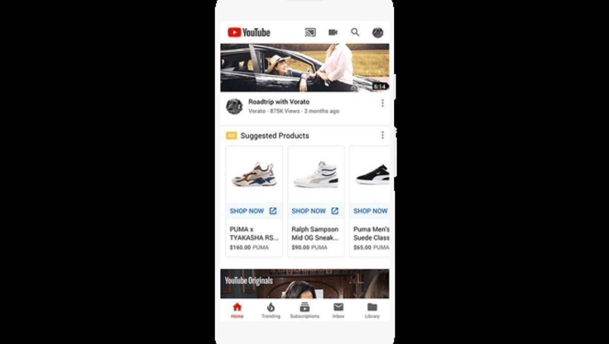 Google launcht zwei neue Shopping Ad Formate | W&V