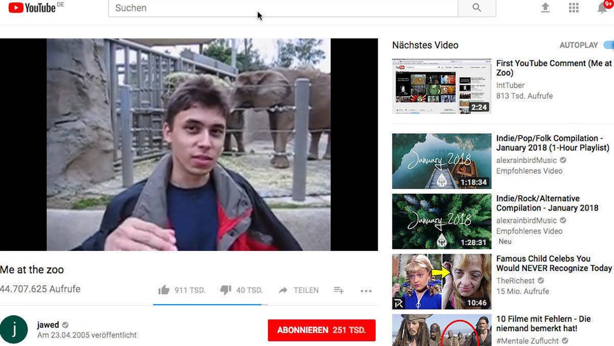 Leben Ohne Youtube Unvorstellbar Wv