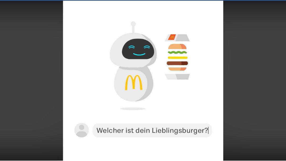 Mcdonalds dein feedback deutschland