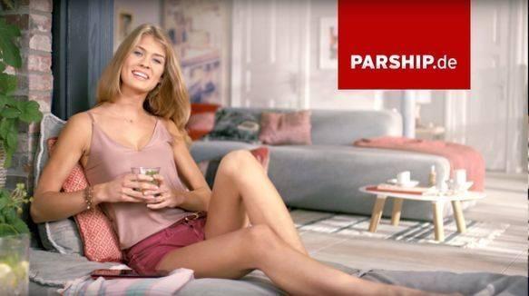 Werbung model tv parship PARSHIP, was