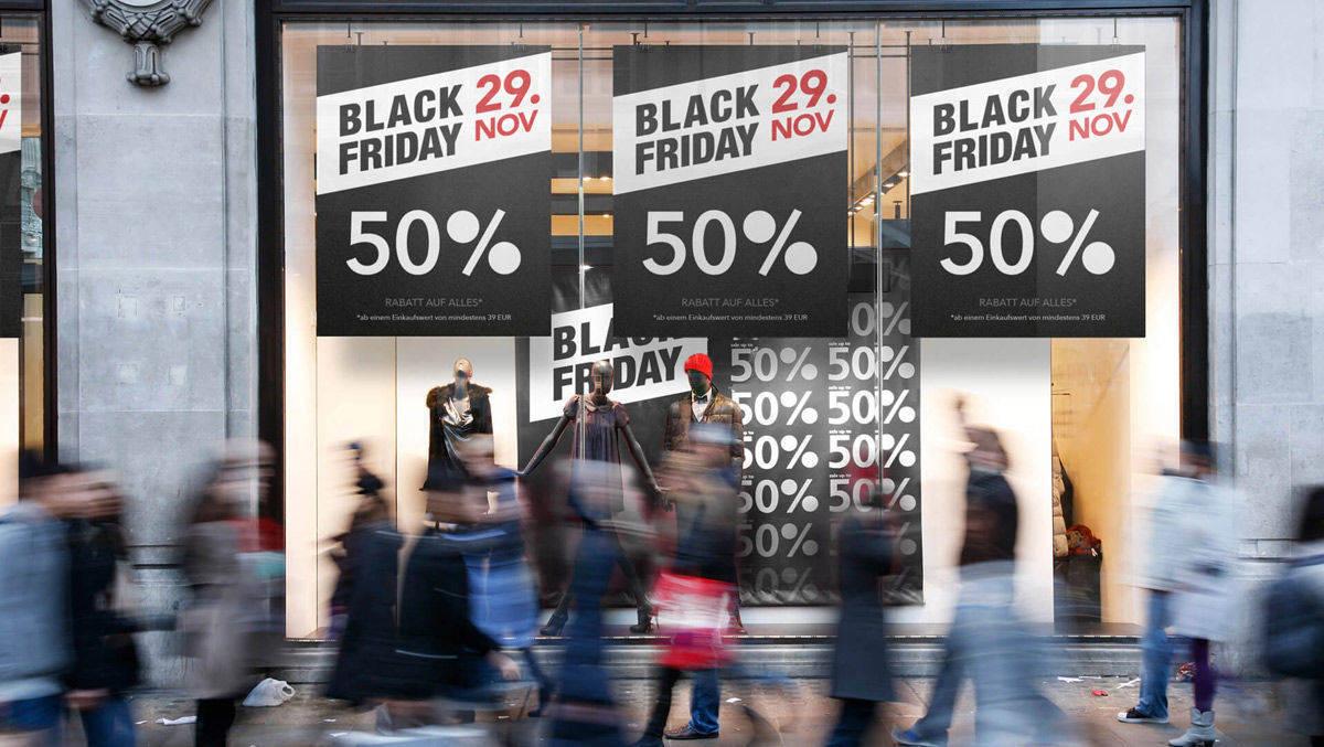 Black Friday wird immer bekannter aber weniger beliebt | W&V