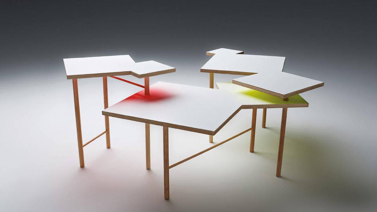 Favorit Hornbach bietet Designer-Tisch zum Selberbauen | W&V JP25