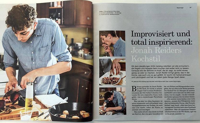 Der Ikea-Katalog wird zum Kundenmagazin   W&V