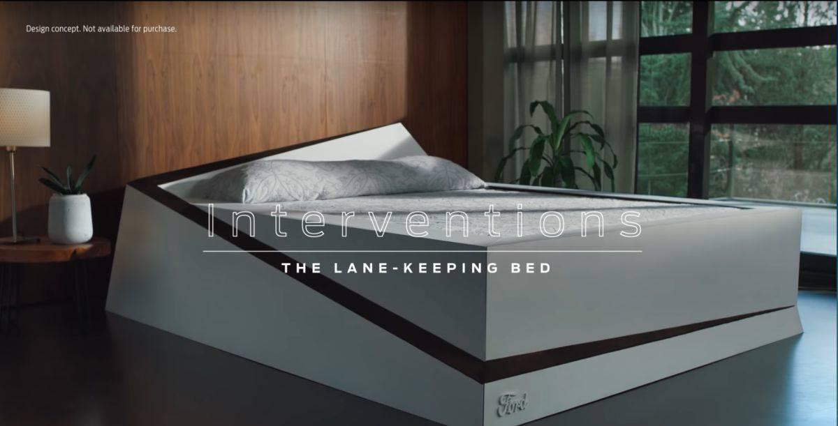 Ford versucht sich am Betten-Bau | W&V