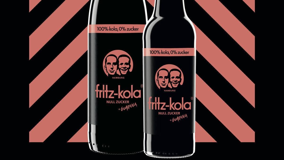 Fritz Kola bringt Cola mit