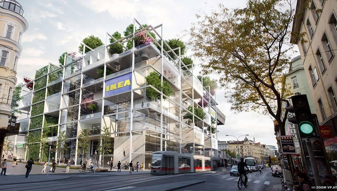 Das Ist Der Erste Neue City Ikea W V