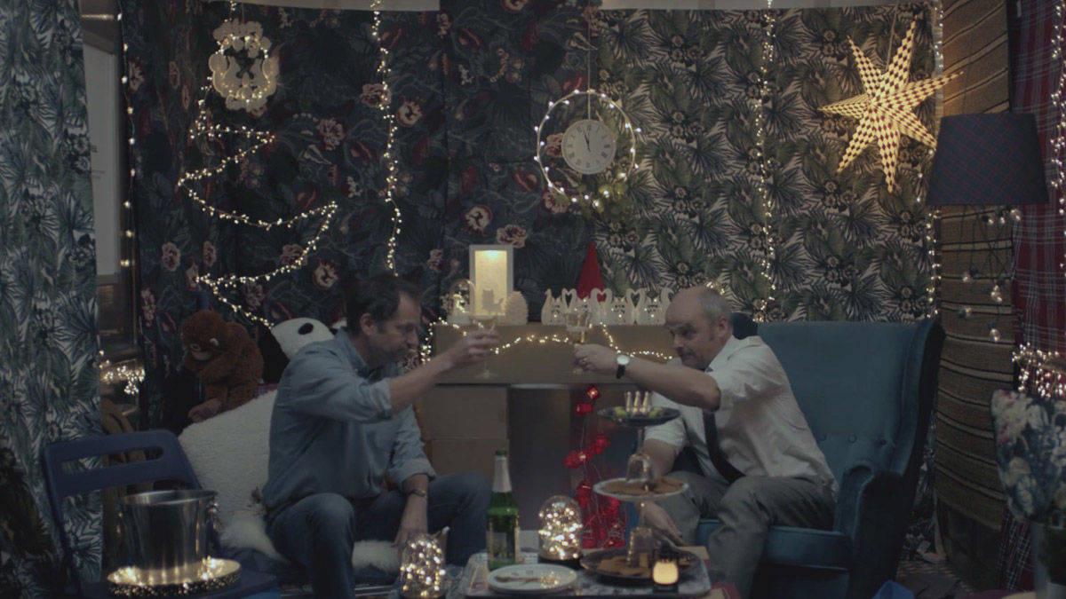Ikea Weihnachten.Ikea Macht Weihnachten Sogar Im Lift Gemütlich W V
