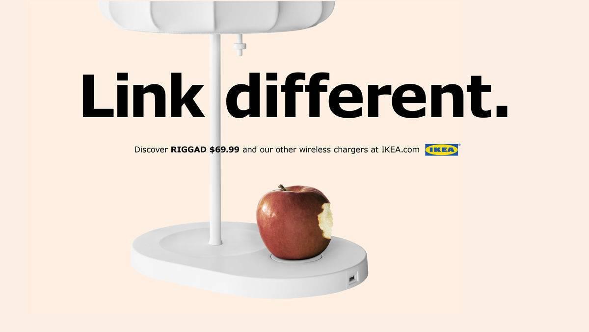 LadenSo Induktives Spottet Ikea AppleW Über amp;v XPukOZi
