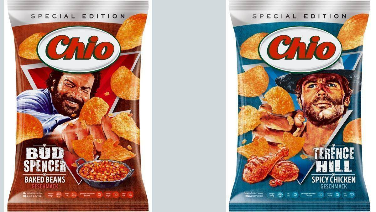 Chio chips bud spencer