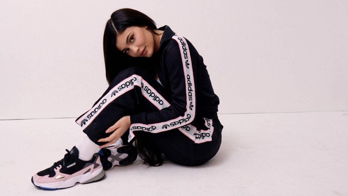Kylie Jenner wirbt für Adidas Sneaker | W&V
