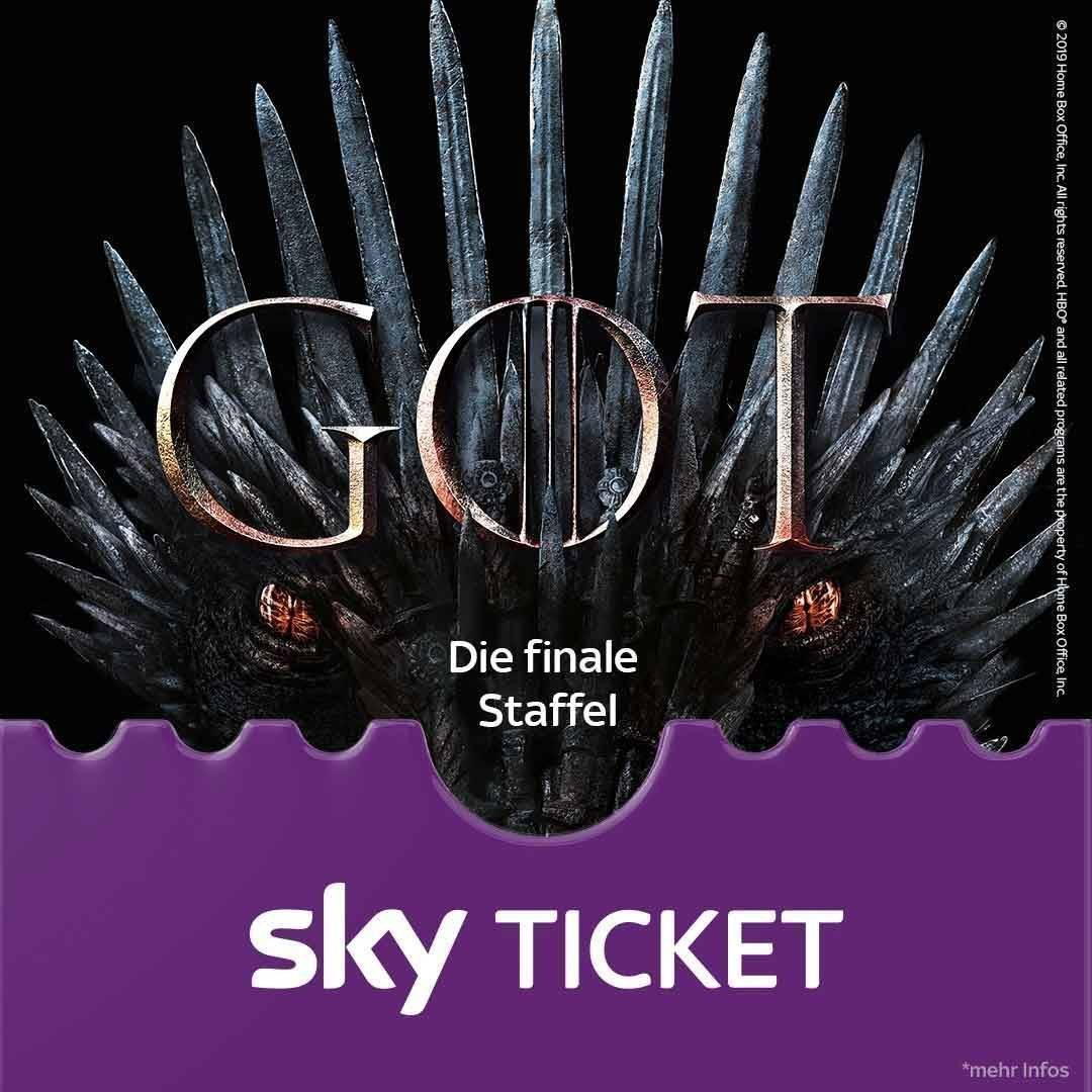Skyticket Game Of Thrones
