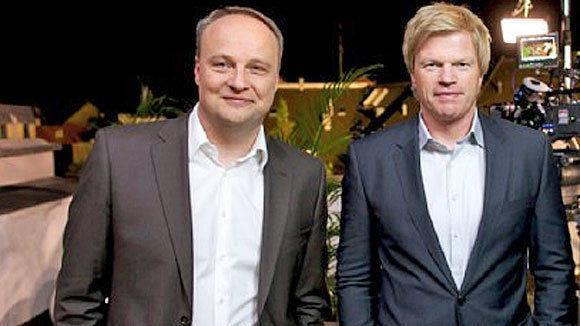 Das Sind Die Top 5 Der Deutschen Fussballmoderatoren W V