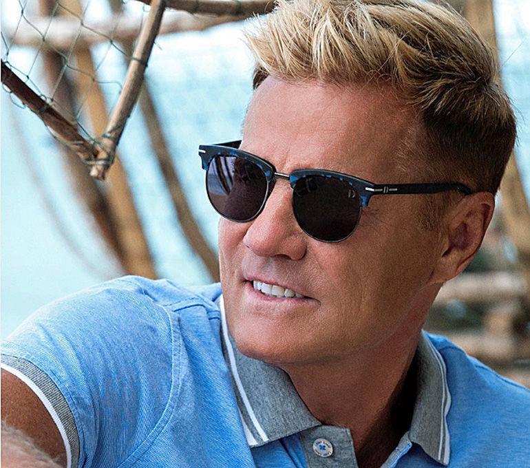 ganz nett wie man serch extrem einzigartig DSDS-Chef Dieter Bohlen entwirft nun Sonnenbrillen | W&V