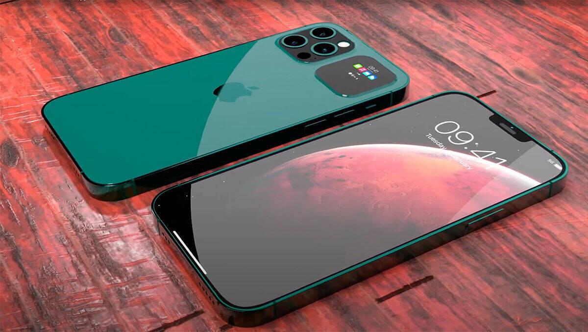 Apple Von diesem iPhone 20 träumen die Fans   W&V
